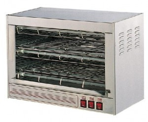 Two Level Electric Toaster