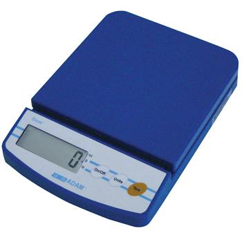 Adam Equipment DCT 2000 Dune Compact Portable Balance, 2000 g x 1g, 120V