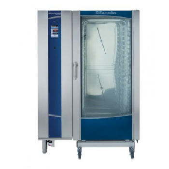 Electrolux AOS202EKA1, 20 x 2/1 GN Air-O-Convect Touchline Injector Combi Ovens