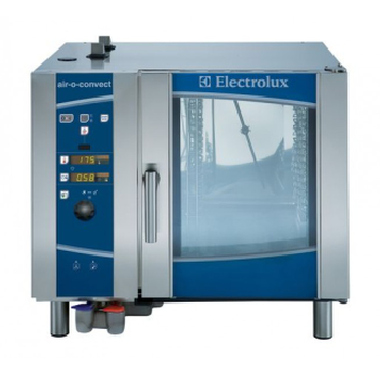 Electrolux AOS061ECA2, 6 x 1/1 GN Air-O-Convect Mechanical Injector Combi Oven