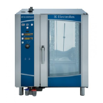 Electrolux AOS101ECA2, 10 x 1/1 GN Air-O-Convect Mechanical Injector Combi Ovens