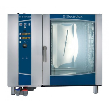 Electrolux AOS102ECA2, 10 x 2/1 GN Air-O-Convect Mechanical Injector Combi Ovens