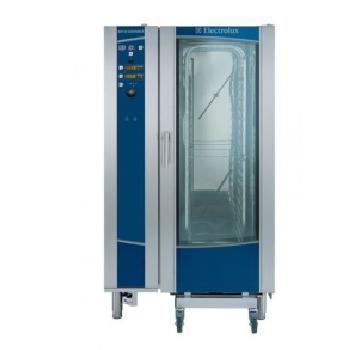 Electrolux AOS201ECA2, 20 x 1/1 GN Air-O-Convect Mechanical Injector Combi Ovens