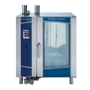 Electrolux AOS202ECA2, 20 x 2/1 GN Air-O-Convect Mechanical Injector Combi Ovens