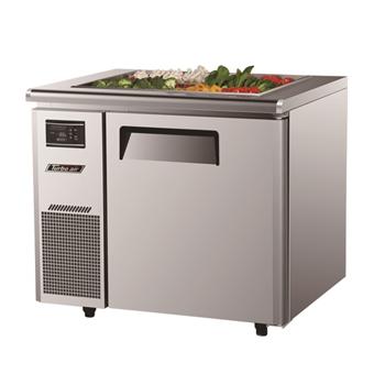 Turbo Air 1 Door Salad Prep Table-Buffet