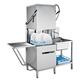 Hobart ECOMAX602 Series Hood Type Single Phase Dishwasher - Single Phase