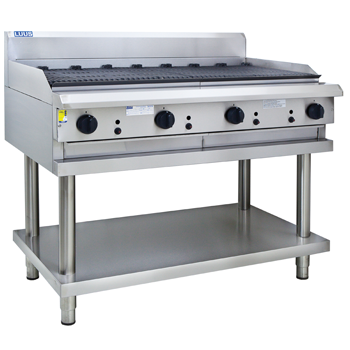 LUUS 1200mm Professional Range Chargrill