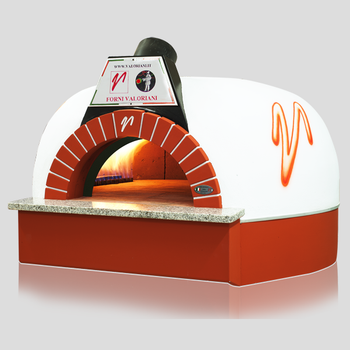 Valoriani Verace Series Modular Commercial Wood Fired Oven