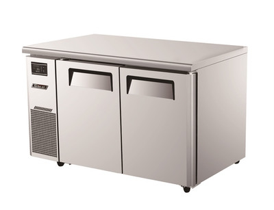 Austune KURF12-2 Turbo Air Dual Temp 2 Door UnderCounter