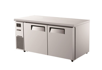 Austune KURF15-2 Turbo Air Dual Temp 2 Door UnderCounter