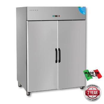 Two Door Stainless Steel Freezer 1400 litre (TD1400TN)
