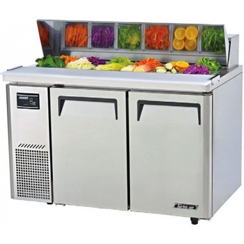 Austune KHR12-2 Turbo Air Salad Side prep Table-Hood 1200mm