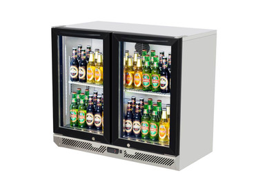 Austune TB9-2G (800) Back Bar Cooler