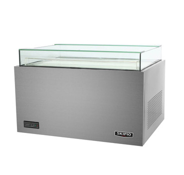 SKIPIO SOS-1200 SANDWICH DISPLAY 1200