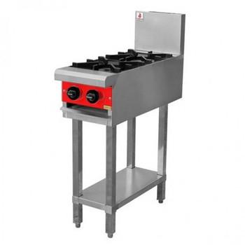 Fuoco F2OBS – 2 Open Burner Cooktop