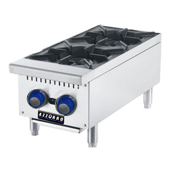 Azzurro BL-OB2 2 Burners Open Cook Top