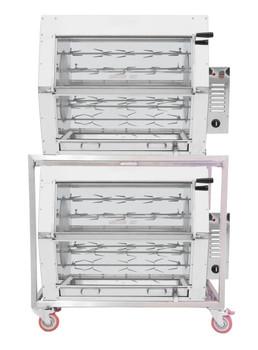 Semak M48/D48 Manual / Digital Electric Rotisserie