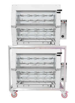 Semak M48/D48 Manual / Digital Electric Rotisserie