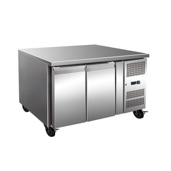 TROPICALISED Two Door Gastronorm Bench Freezer (GN2100BT )