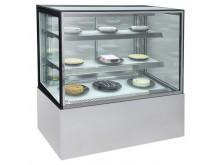 Straight Glass 3 Tier Cake Display