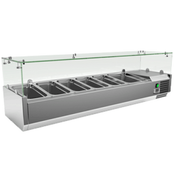 Exquisite ICT1500 Counter Top Chiller - 1500 Wide