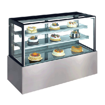 Exquisite CDC1502 Cold Cake Display Cabinet