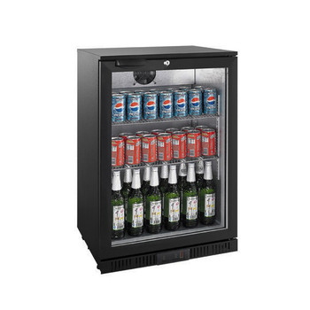 Under Bench Single Door Bar Cooler (LG-138HC)