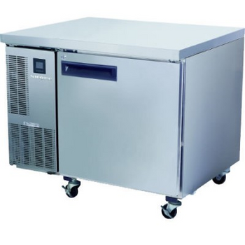Skope PG200HF Pegasus Horizontal 2/1 Series One Doors Bench Freezer - 1065mm
