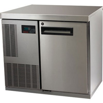 Skope PG100HC-2 Pegasus Horizontal 1/1 Series One Door Bench Fridge - 863mm