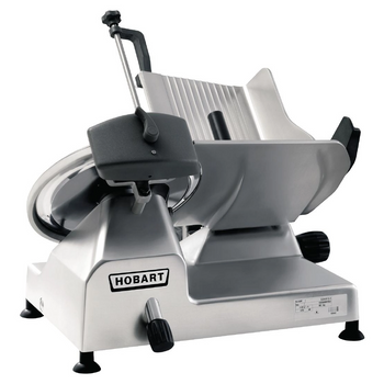 Hobart EDGE Gravity Feed Meat Slicer