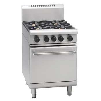 Waldorf by Moffat 4 Burner Natural Gas Oven Range RN8410G