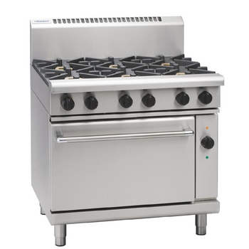 Waldorf Gas Oven Range with Griddle RN8619G