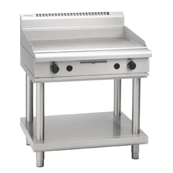 Waldorf High Performance Gas Griddle GP8900G-LS