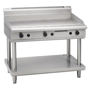Waldorf High Performance Gas Griddle GP8120G-LS