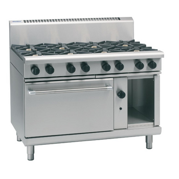 Waldorf Gas Oven Range with Griddle RN8813G