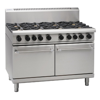Waldorf Gas Oven Range with Griddle RN8823G