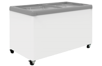 Exquisite SD450 Flat Glass Chest Freezers