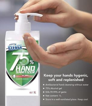 Hand Sanitizer 1000ml