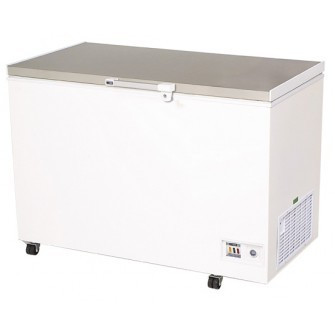 Chest freezer CF0300FTSS S/s top lid