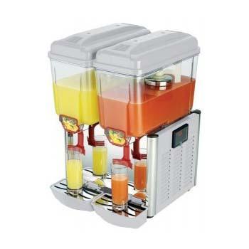 Double Bowl Juice Dispenser