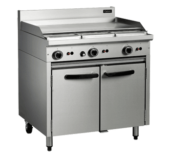 Cobra CR9A Gas 900mm Griddle and Static Oven Range
