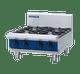 Blue Seal G514D-B Gas Cooktop 4 burner on Benchtop Model