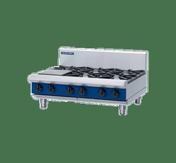 Blue Seal G516D-B Gas Cooktop 6 burner on Benchtop Model
