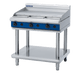 Blue Seal G516A-LS Full Griddle Plate 900mm on Open Leg Stand Base