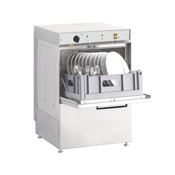 Brillar Undercounter Glass Washer with Electromechanical Control Panel