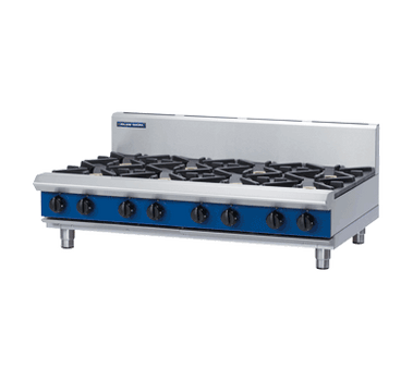 Blue Seal G518D-B Gas Cooktop 8 Burner On Benchtop Model