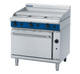 Blue Seal G506A Gas Full Griddle on Static Oven Below