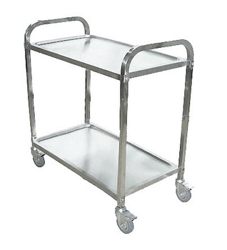 2 Tier Trolley with Castors (14-2T)