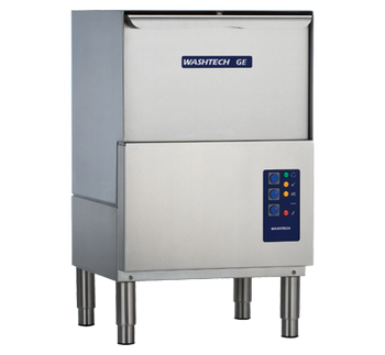 Washtech GE Non-Recirculating Compact Sanitising Glasswasher