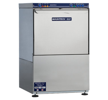 Washtech GLV High Performance Undercounter Dishwasher 450mm Rack